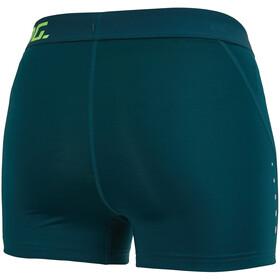 Salming Energy Spodnie krótkie Kobiety, petrol